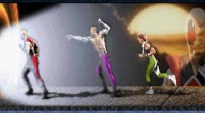 Mortal Kombat History