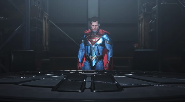 Injustice Superman