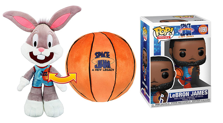 Amazon Space Jam Collection