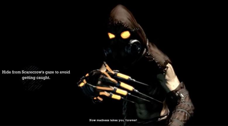 Batman Arkham Asylum Scaregrow