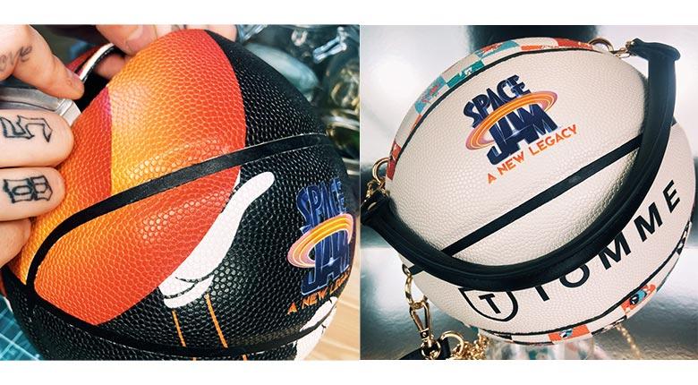 Tomme Basketball Bag