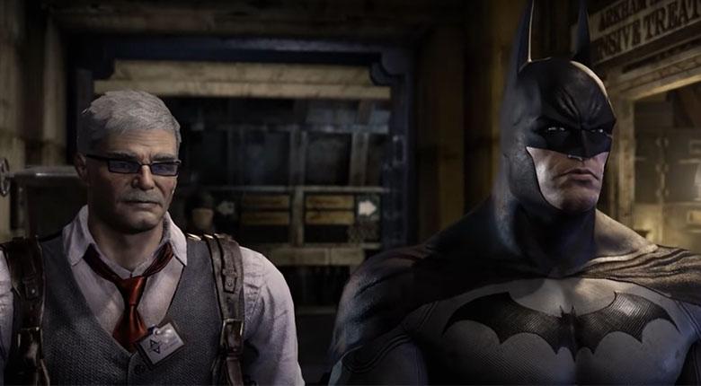 Batman Commissioner Gordon
