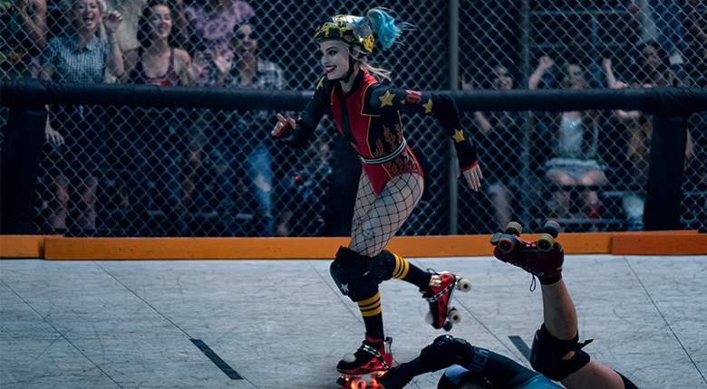 Birds of Prey Roller Disco