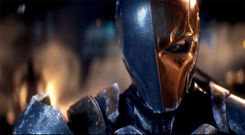 Deathstroke (Arkham Origins & Knight) Warner Bros UK