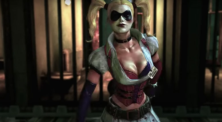 Harley Quinn Warner Bros UK
