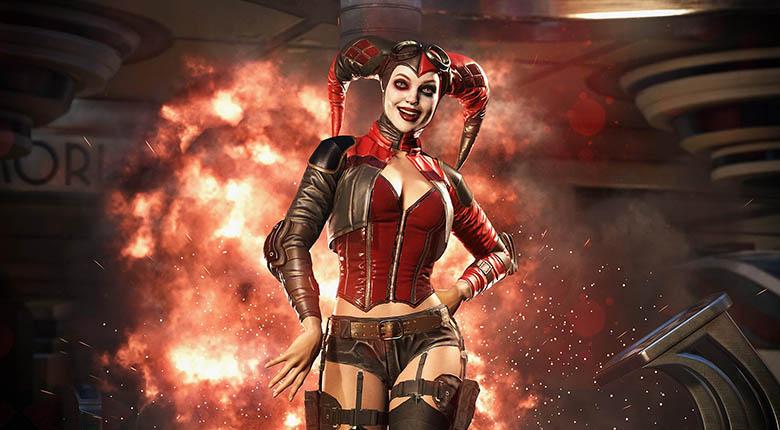 Harley Quinn Game