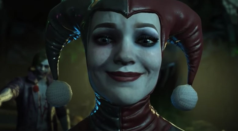 Warner Bros UK Harley Quinn