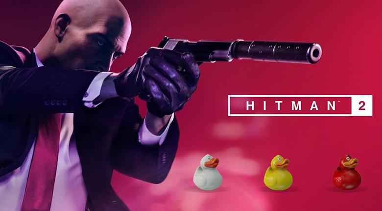 Hitman 2 Rubber Duck