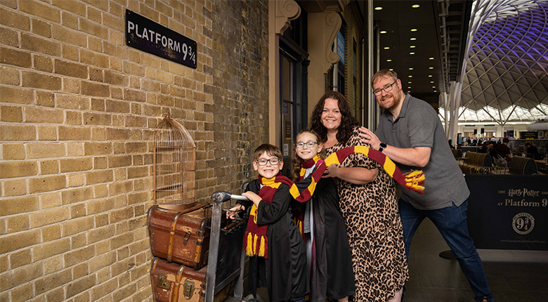 Harry Potter Trolley Tour