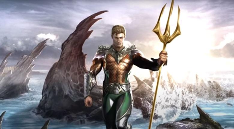 Injustice: Aquaman