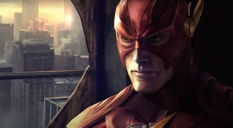 Injustice 1 Flash