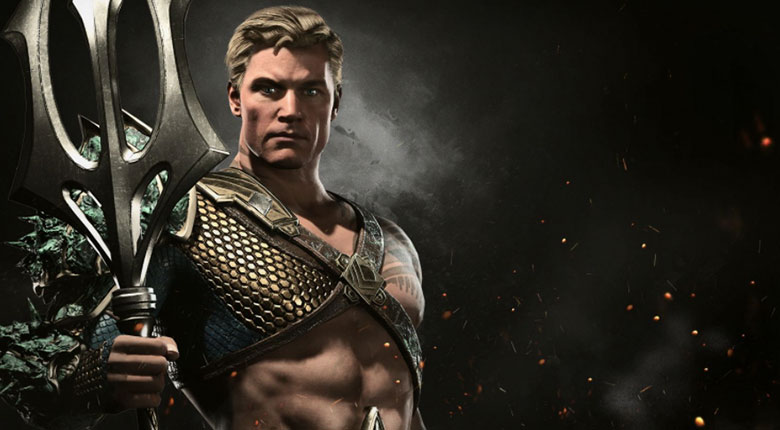 Injustice: Awesome Abilities Of Aquaman