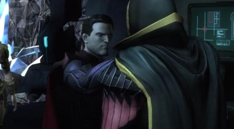 Injustice Superman Kills Shazam