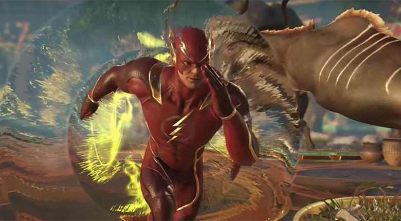 Injustice 2 The Flash Warner Bros. UK Games