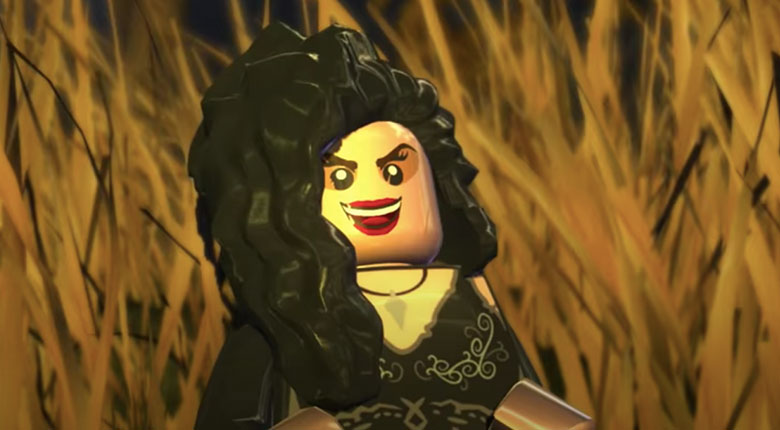Lego HP Bellatrix
