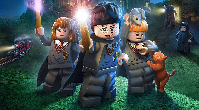 LEGO HP Cover