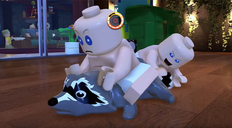Lego The Incredibles
