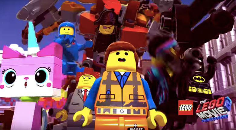 The Nitty Gritty of the LEGO games