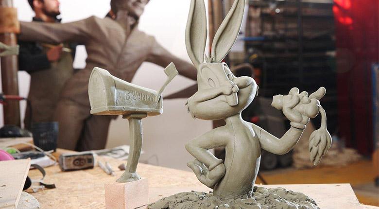 Leicester Square 100 years cinema Warner Bros. UK Bugs Bunny