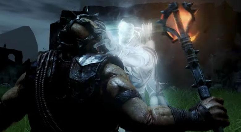 Shadow of War Talion Elf Lord