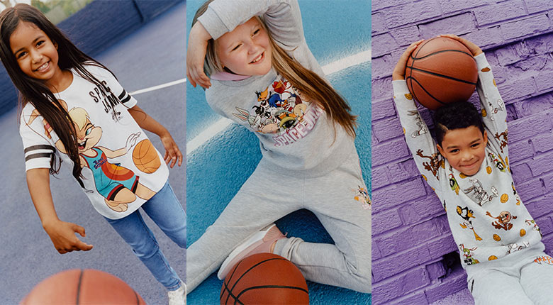 Primark Space Jam Collection