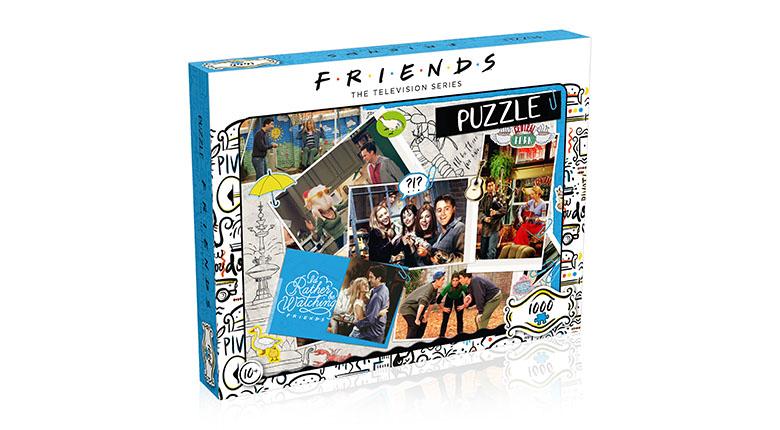 Friends Puzzle