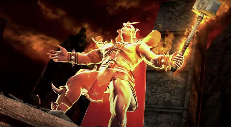 Mortal Kombat, Shao Khan