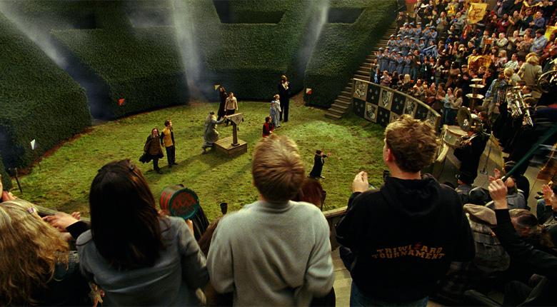 Warner Bros UK Staff Picks Harry Potter and The Goblet of Fire
