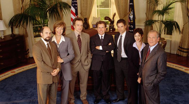 Warner Bros UK Staff Picks The West Wing